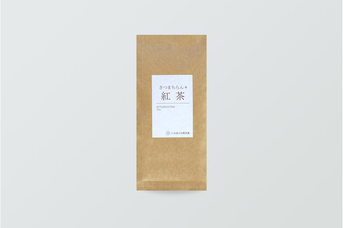 鹿児島県産紅茶